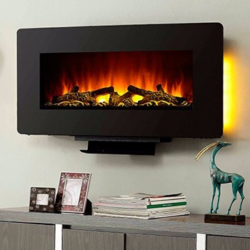 Muebles para chimeneas electricas affordable interesting - Mueble para chimenea electrica ...