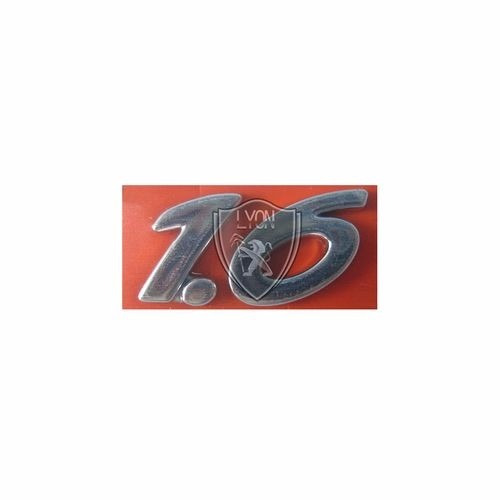 emblema  1.6  peugeot 206 / 207 cd 8665kr