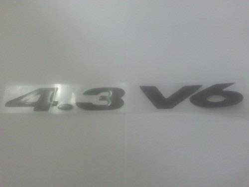 emblema 4.3 v6