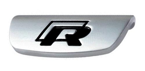 emblema adesivo 3m metal r novo golf polo passat jetta fusca