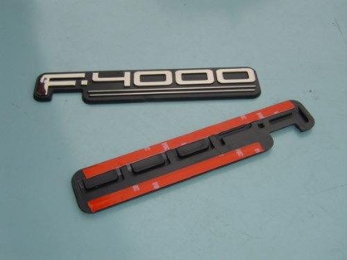 emblema adesivo ford f-4000 1997 e 1998 novo