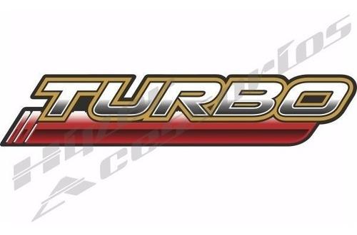 emblema adesivo turbo toyota hilux