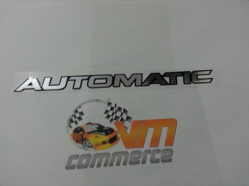 emblema automatic hilux /05... toyota