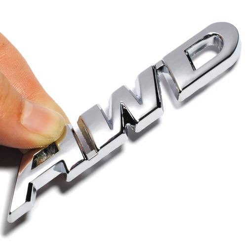 emblema awd para autos toyota, subaru,honda otros...