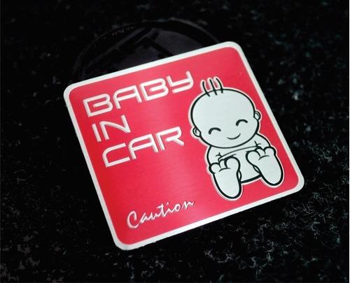 emblema baby in car - bmw vw audi !!
