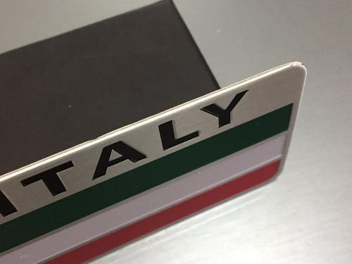 emblema bandeira itália - ferrari maserati lamborguini !!!