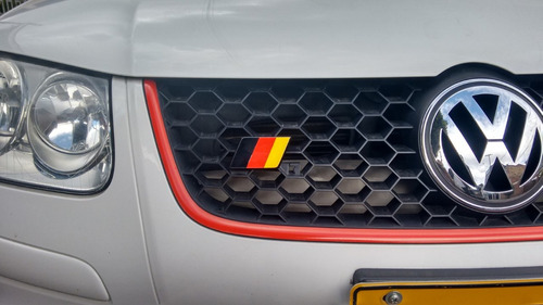 emblema bandera alemania, bmw, volkswagen,audi, persiana gli