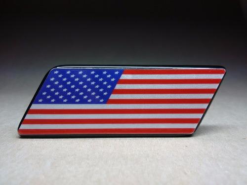 emblema bandera estados unidos, usa, chevrolet cruze, spark