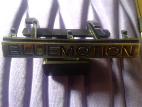 emblema bluemotion nuevo y original