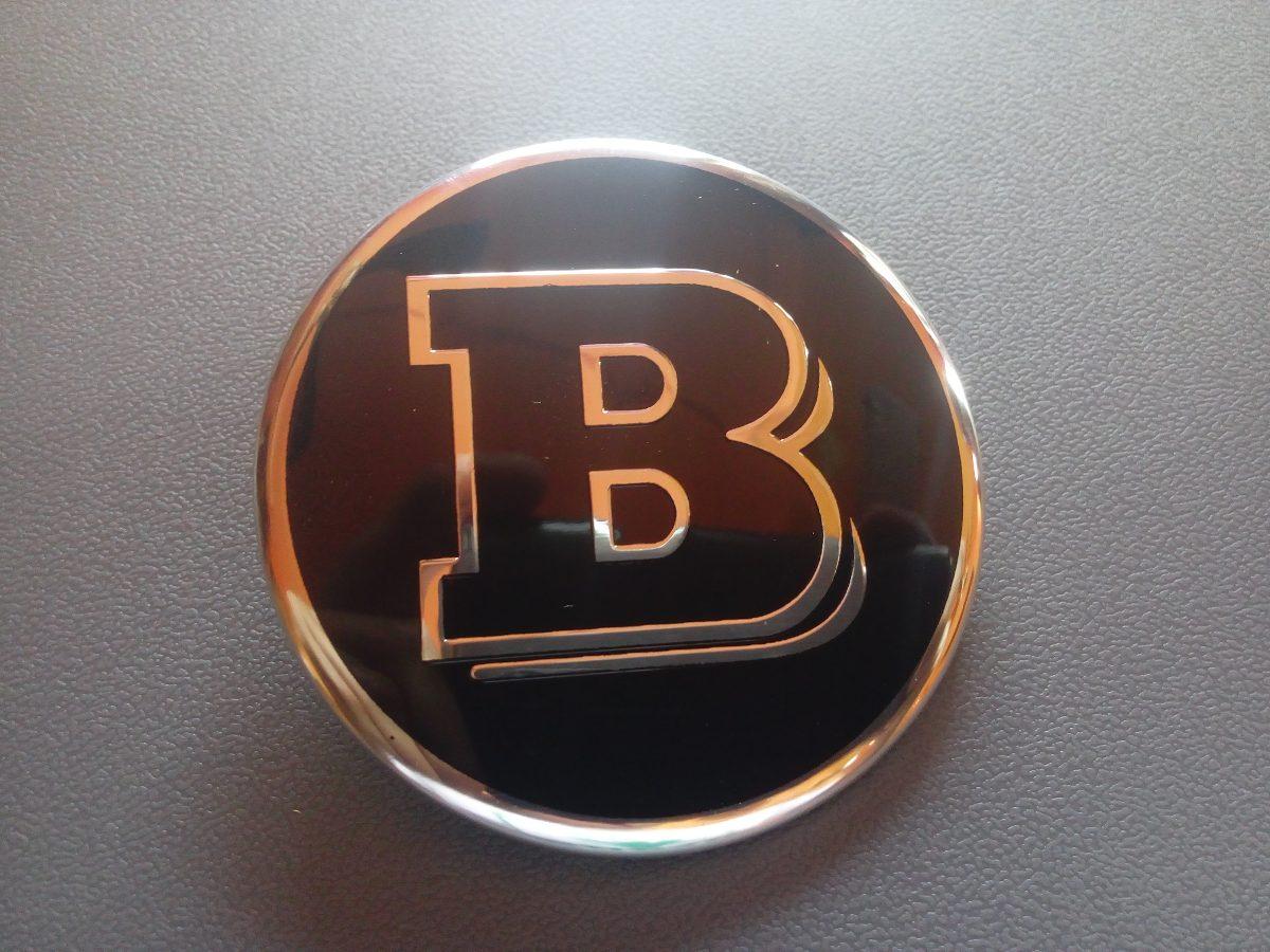 Mercedes Benz Of Tampa >> Emblema Brabus Mercedes Amg Cofre Logo Plano Estampa Slk Cls - $ 230.00 en Mercado Libre