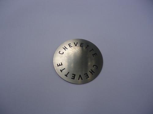 emblema chevette volante botão buzina capa gm grade lente gp