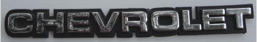emblema chevrolet mide 22.5 x 2.5 cms taiwanes
