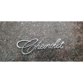 Emblema Chevrolet, Opala, Caravan, Chevete  E Similar