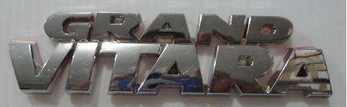 emblema compuerta chevrolet grand vitara taiwan 10v