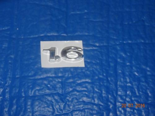 emblema compuerta de fiesta 1.6