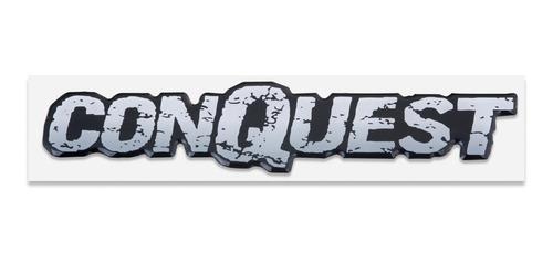 emblema conquest