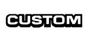 emblema custom chevy 500 marajó d20 a20 d40 c20 c10 a40 c40