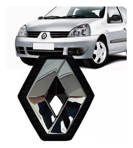 emblema da grade clio 2003 a 2012 kangoo 2009 a 2014