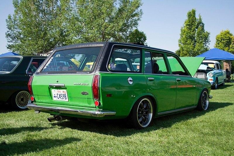 Emblema Datsun 510 1969 A 1973 Recortado - $ 295.00 en ...
