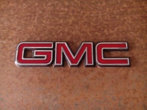 emblema de gmc original