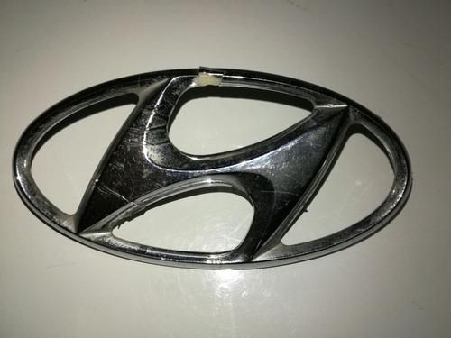 emblema de parrilla hyundai elantra