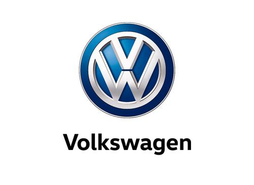 emblema delantero original volkswagen 5u0853601a ulm