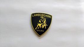 Logotipo Da Lamborghini Acessorios Para Veiculos No Mercado Livre