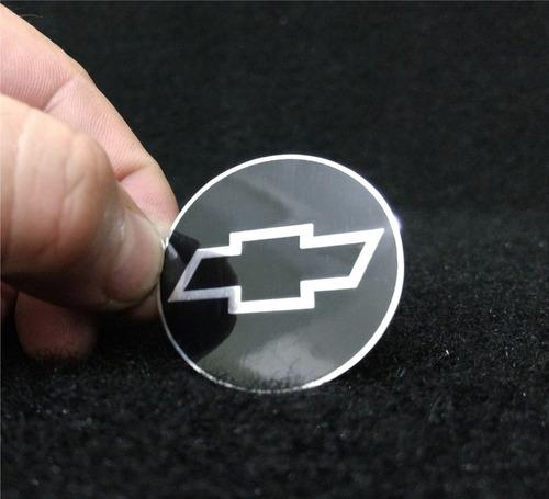 emblema em metal volante gm chevrolet alta qualidade!!!