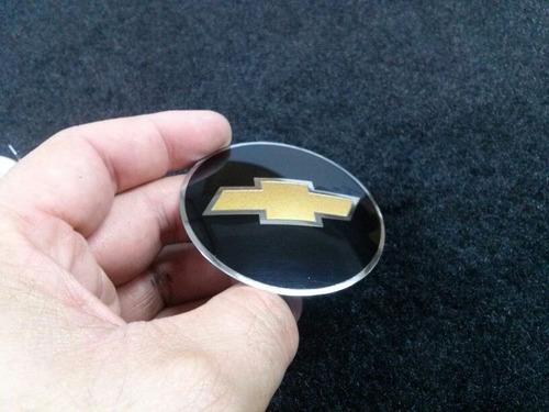 emblema em metal volante gm chevrolet captiva alta qualidade