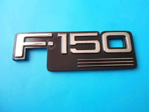 emblema f-150 camioneta ford
