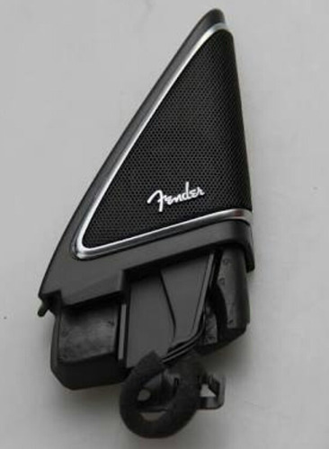 emblema fender audio fusca tsi new beetle jetta r-line vw