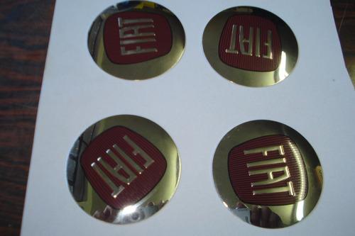 emblema fiat 55mm