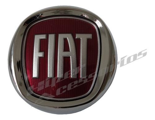 emblema fiat mala traseiro palio g4 original