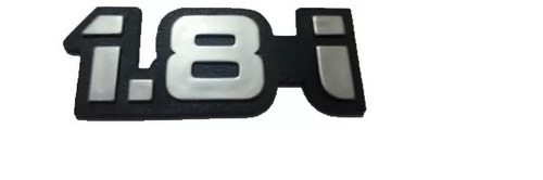 emblema ford 1.8i escort cinza 94