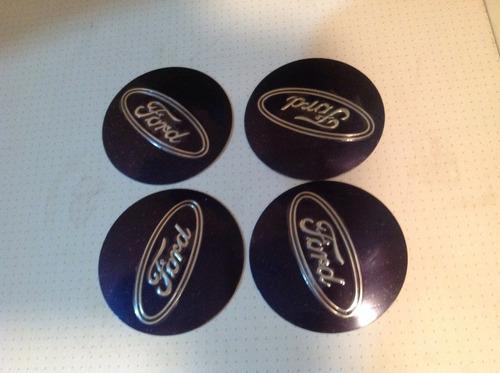 emblema ford para rodas esportivas 60mm