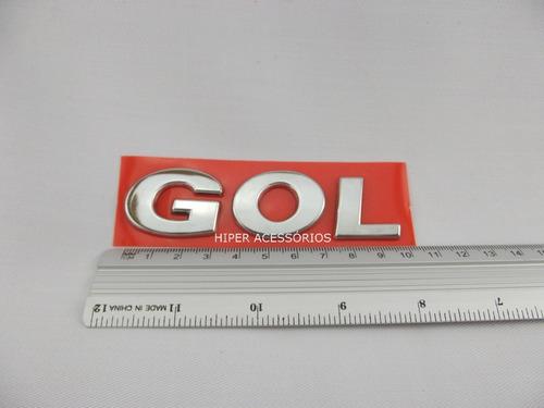 emblema gol 2009 em diante geração 5 e 6 (g5 / g6)