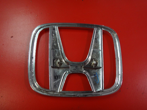 emblema grade honda civic 2009 10 11 new fit 2009 10 11 12 1