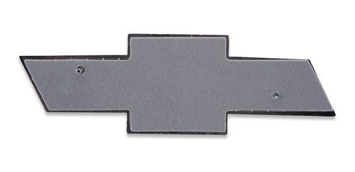 emblema gravata dourado da tampa traseira agile 2010 a 2011