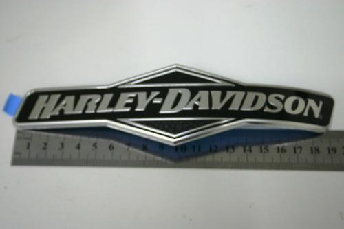 emblema harley davidson skull original tanque de combustível