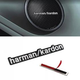 Emblema Harman/kardon Para Altavoz O Parlante