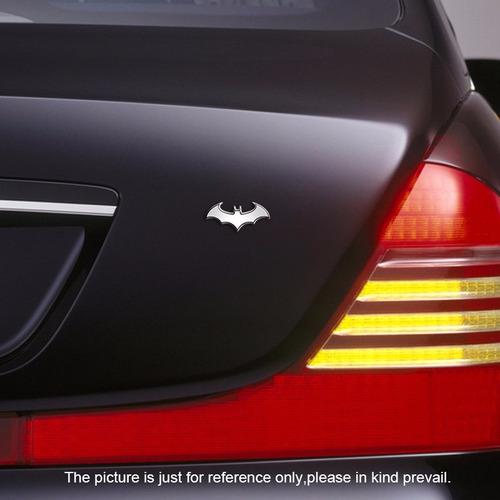 emblema insignia logo batman metal bocina auto moto carro
