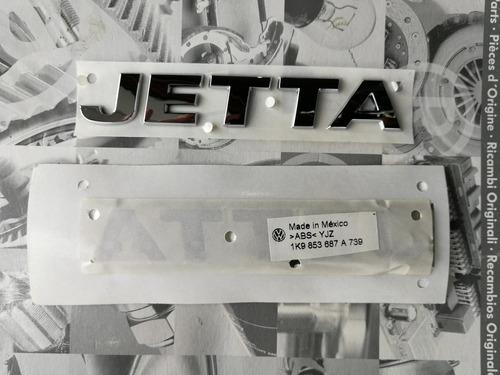emblema jetta a2 a3 a4 a5 a6 100% original vw