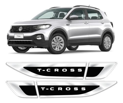 emblema lateral vw tcross t cross sense pcd 2019 a 2021