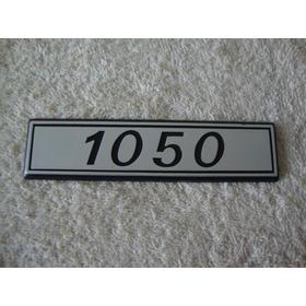 Emblema Linha Fiat 147 (1050)