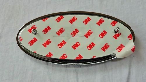 emblema logo kia 863101 g100 mide 13 x 6.5 cms
