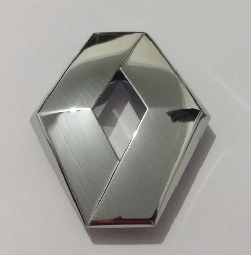 emblema logo renault mala duster até 2012 + brinde