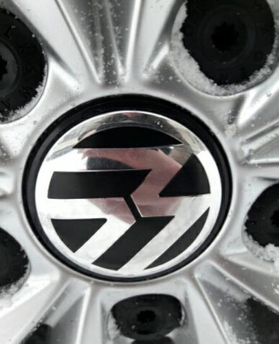 emblema logo volkswagen tapa de aro 5.5 6.5 7.0 7.5 cm