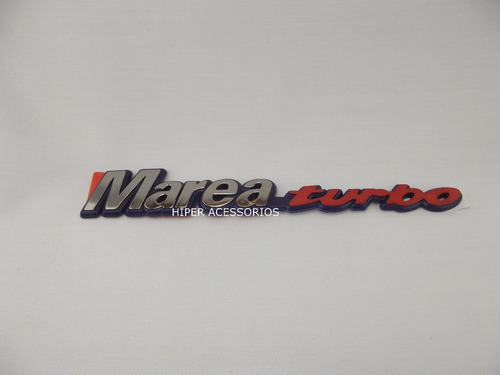 emblema marea turbo