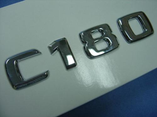 emblema mercedes c180 original