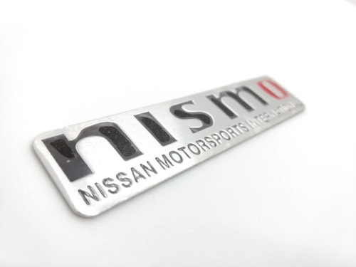 emblema nismo autoadherible sentraz tsuru altima nissan 6811